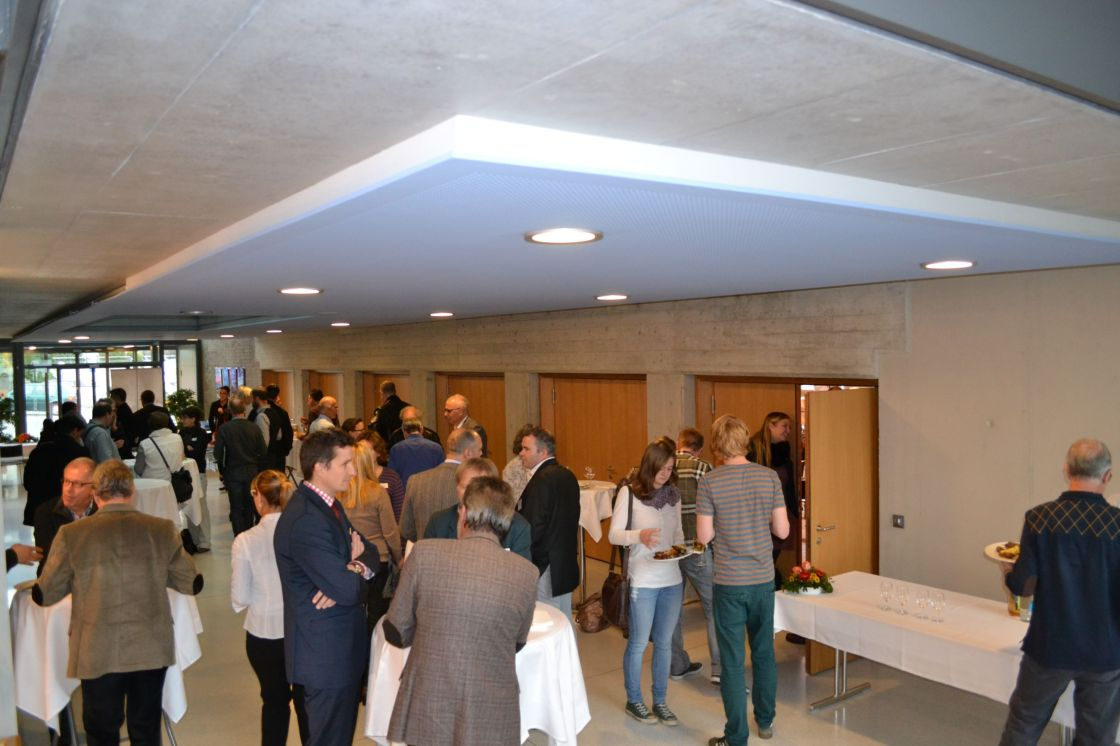 Networking am Wiler Symposium